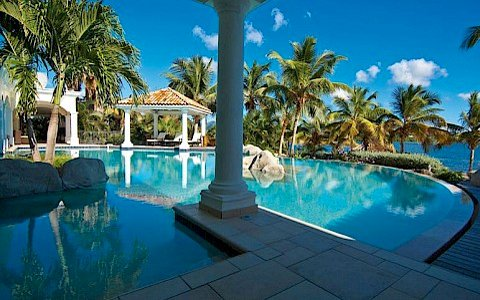 Ultra Luxury Villas in Caribbean, Mexico and Europe