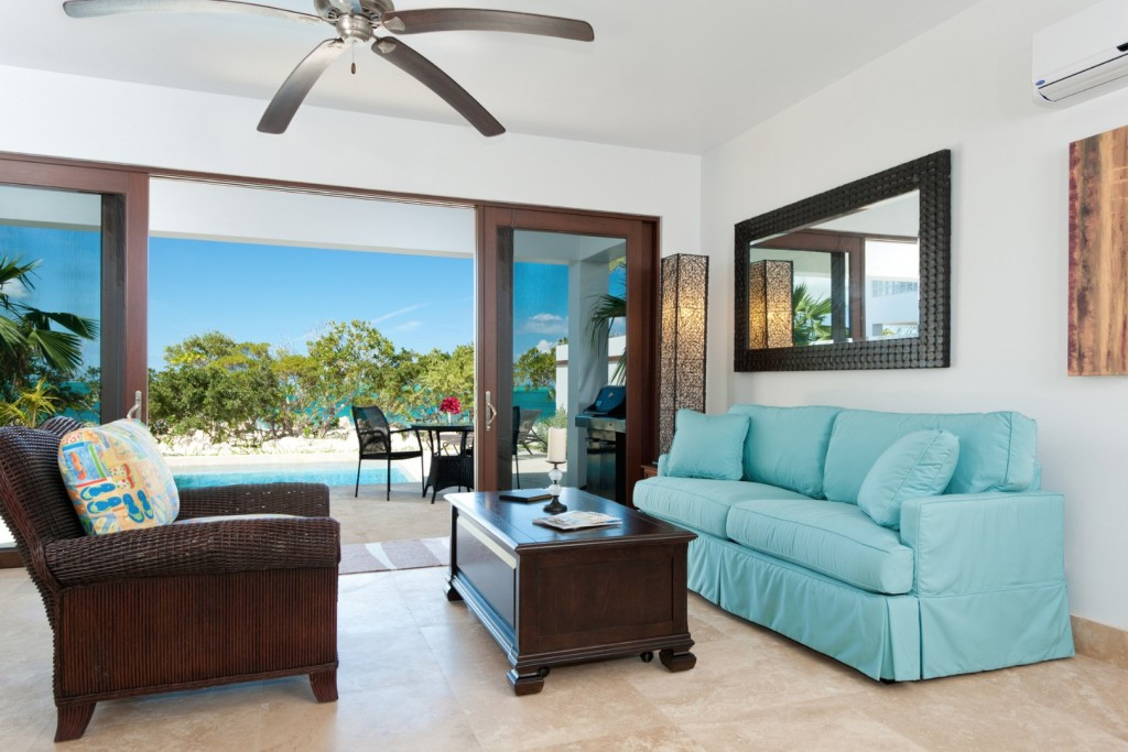 Villa Water Edge, Turks and Caicos honeymoon