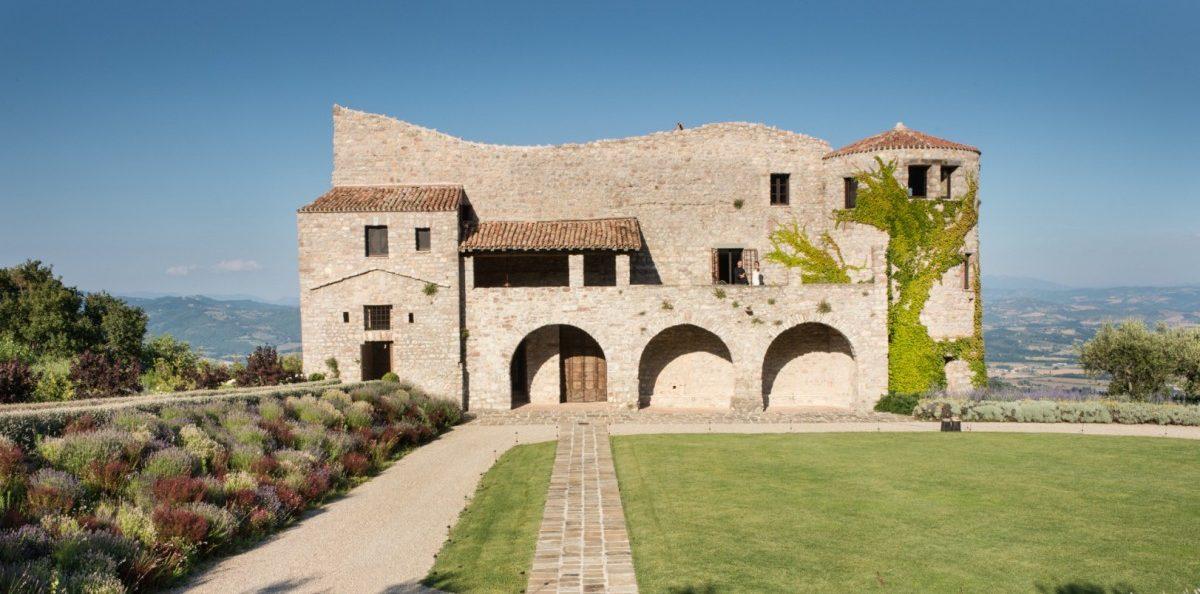 Villa Spotlight: Castello Tezio