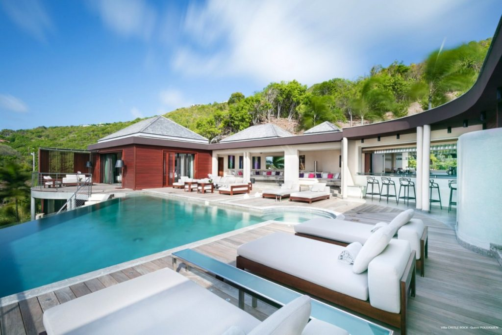 Villa Axel Rock St Barth