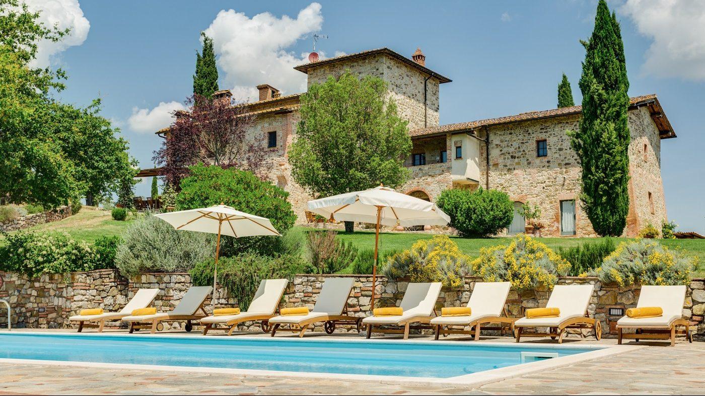 Tuscany Family Vacation