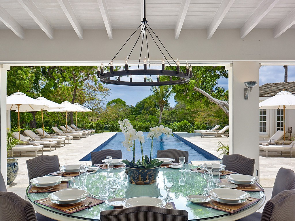 Sandy Lane Villas| Barbados Villas- Villa Casablanca