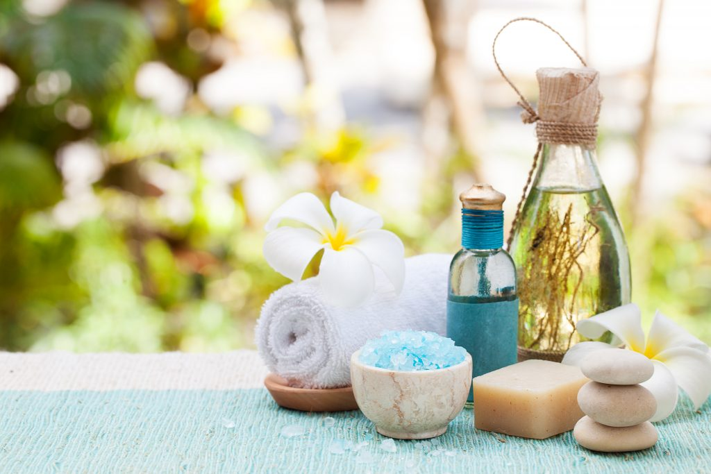 Spa and wellness services at your villa