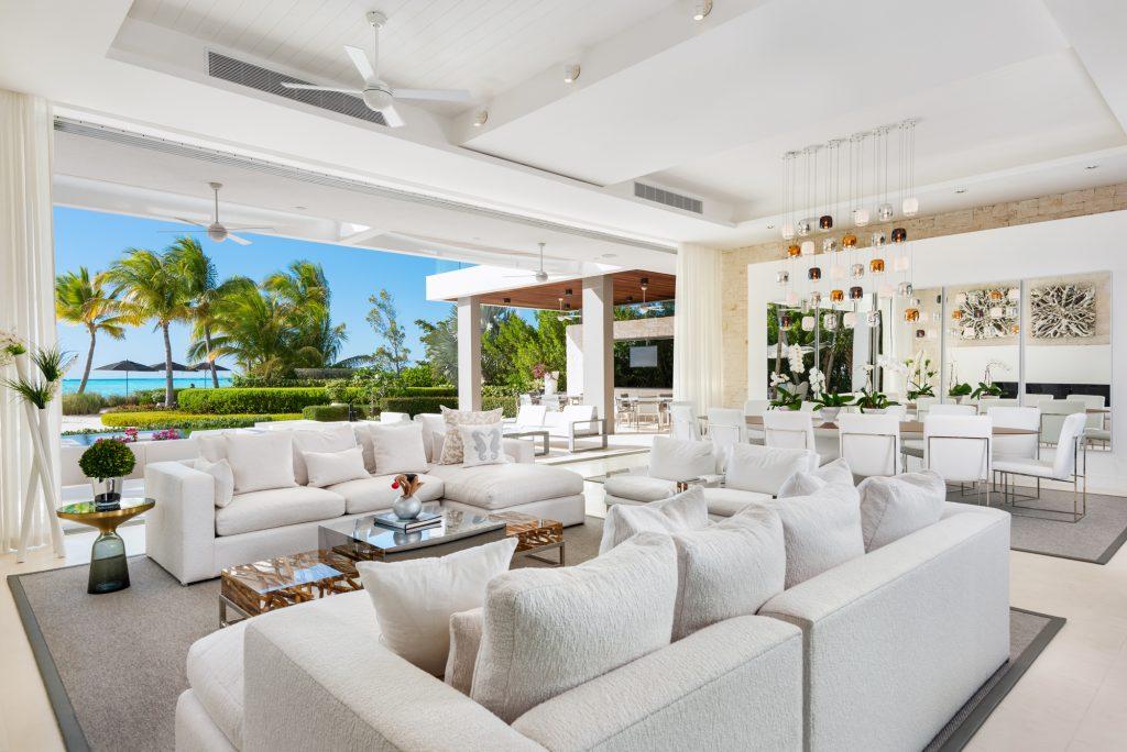 Villa AWA on Turks and Caicos