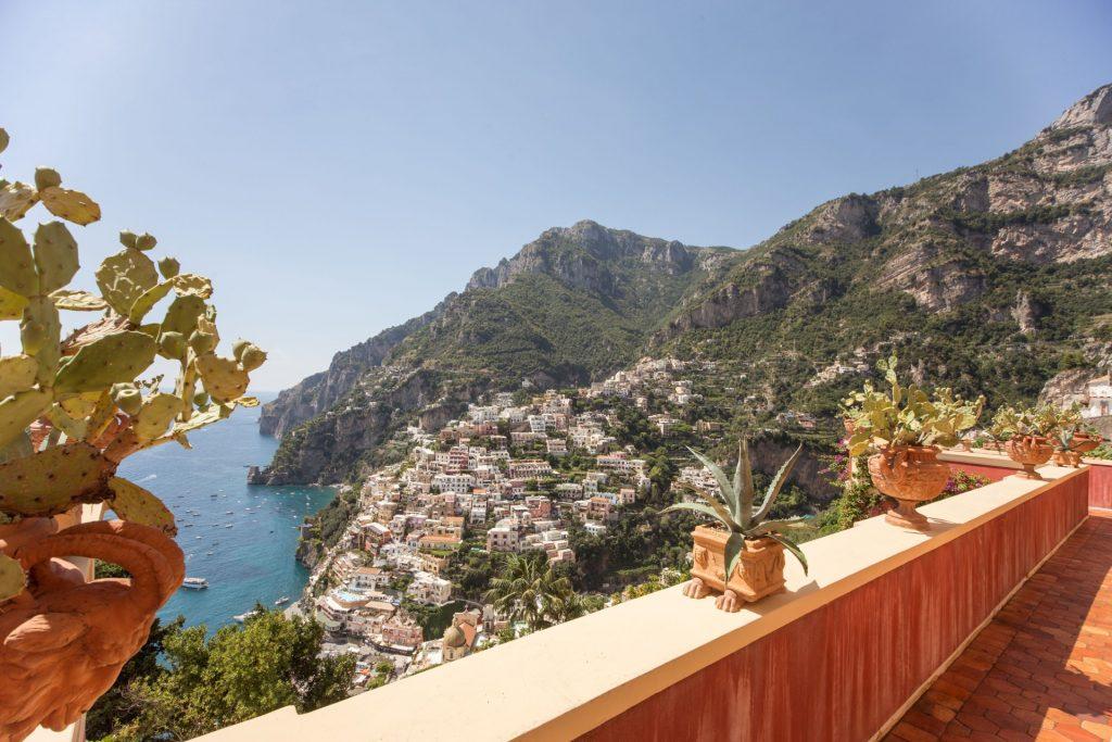 Villa Dorata, Amalfi Coast.
