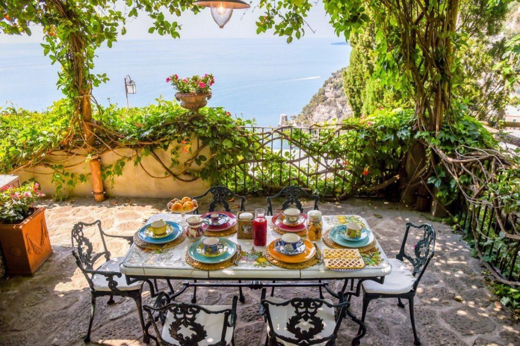 Villa Pamina, Amalfi Coast