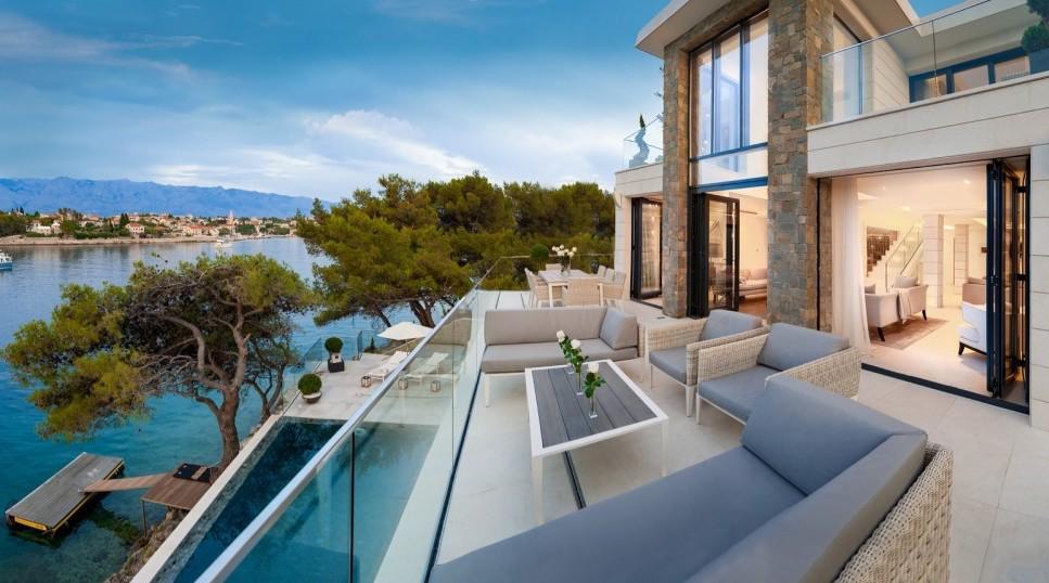 Villa Violet, Croatia. European Honeymoon villas