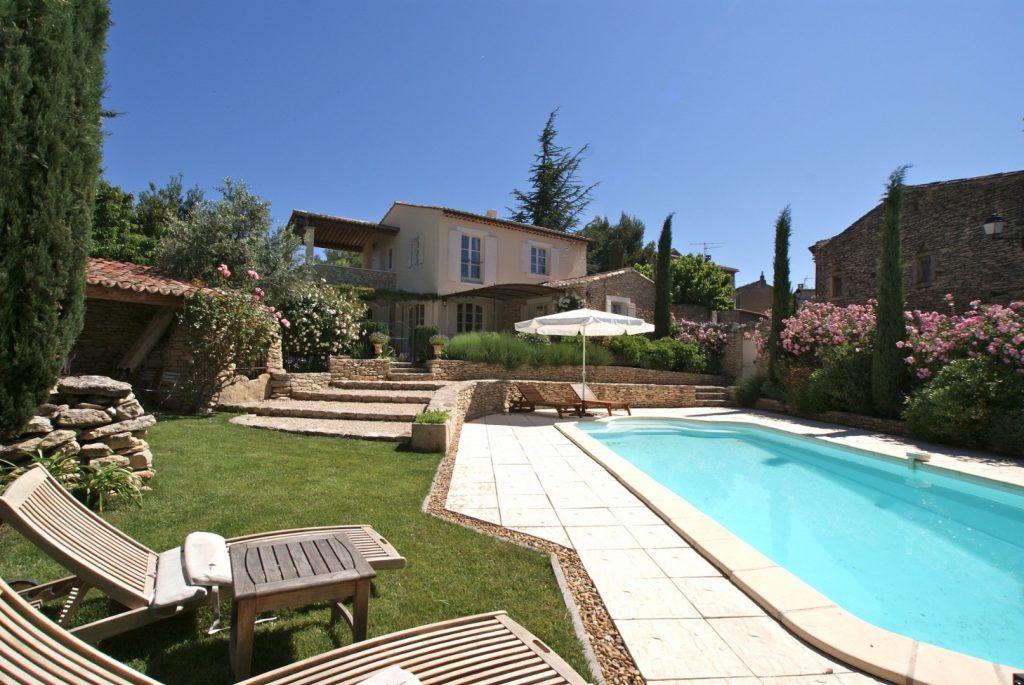 Villa Coeur du Village, Cabriere d'Avignon Luberon, Provence. European Honeymoon villas