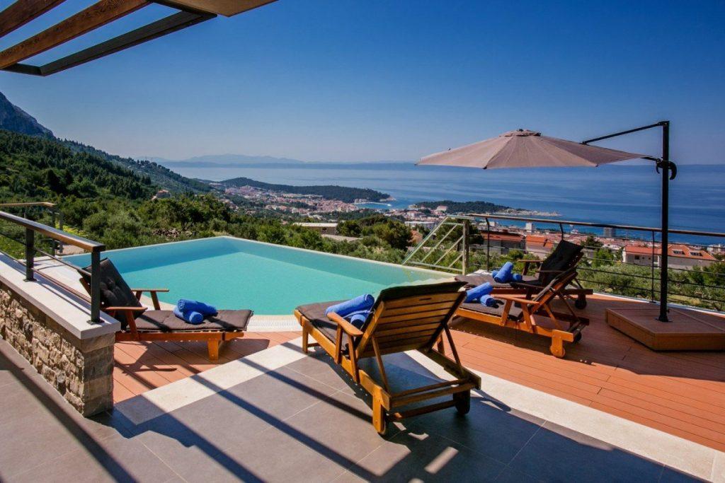 Makarska Riviera View, villa Allure