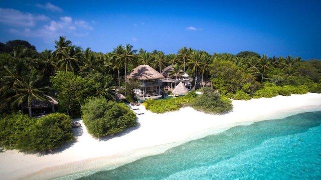 Jungle Reserve at Soneva Fushi. Luxury villas Maldives