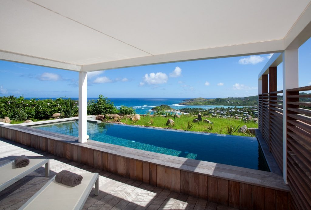 Villa Alphane. St Barts Vacation