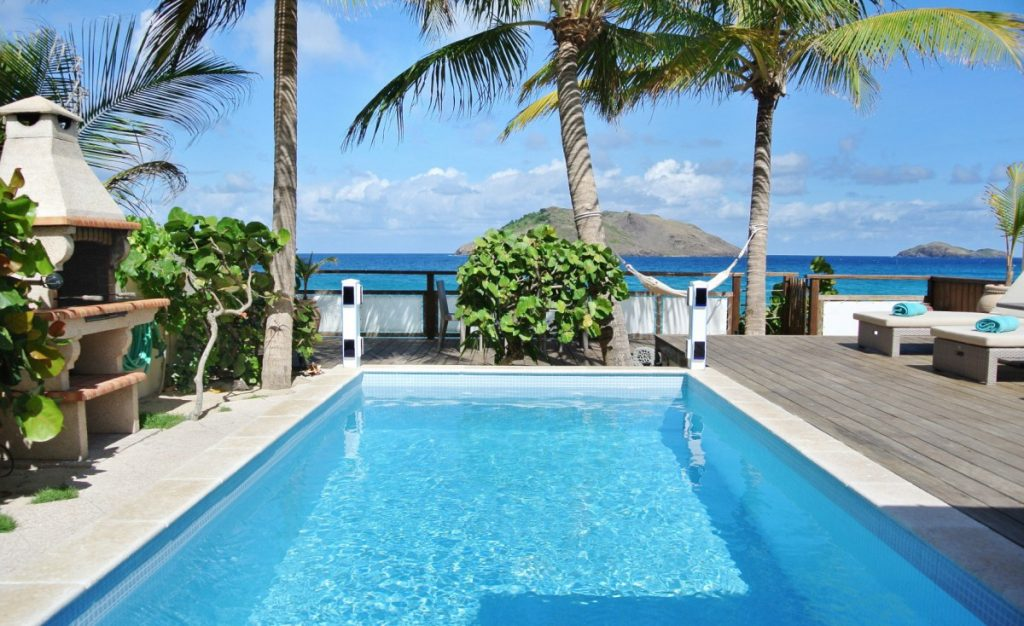 Villa Raisiniers, St Barts Vacation