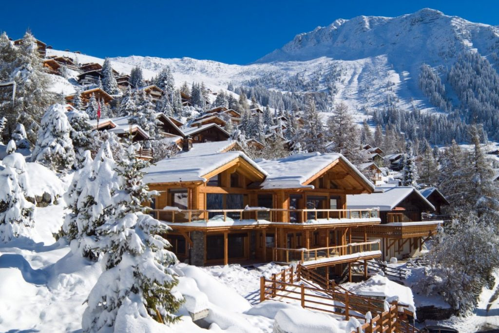 Verbier, Chalet Les Etrennes, Easter in the Alps
