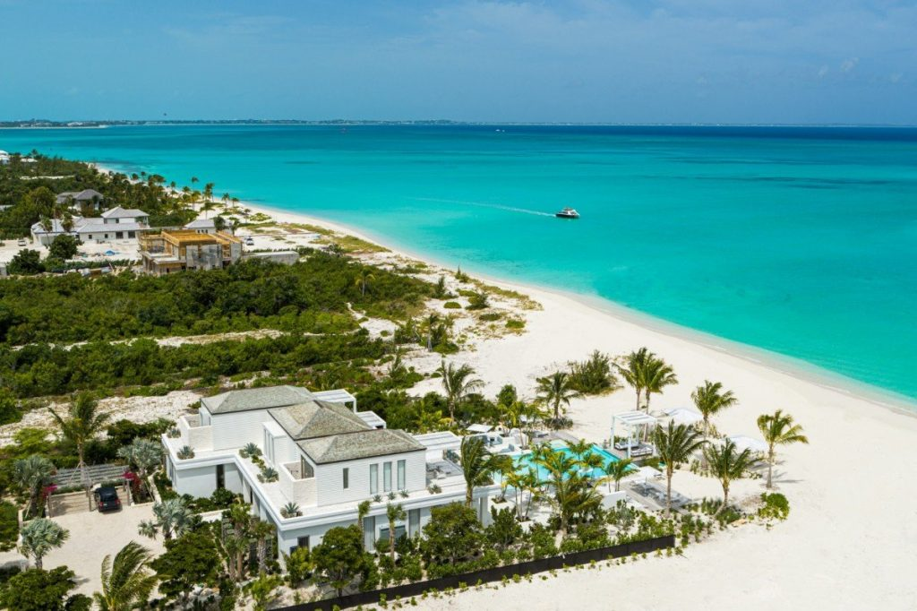 Grace Bay Beach, Turks and Caicos. Best beaches in the world