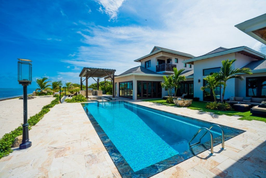 Villa Stepping Stone, Cayman Islands, Caribbean region